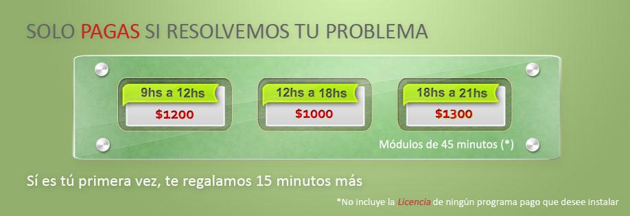 Precios del Servicio Técnico de PC Abonos servicio técnico